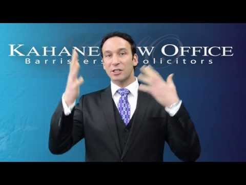 Alberta's Distracted Driving Law by Kahane Law Office