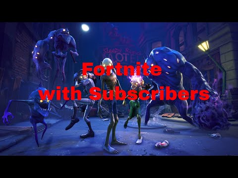 Fortnite with Subscribers: Kayleigh Turner