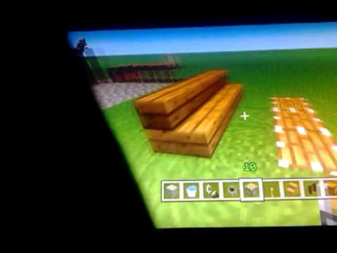 Minecraft xbox360 how to make different picnic tab