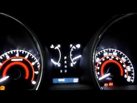 2008 Toyota Highlander Oil Life Reset