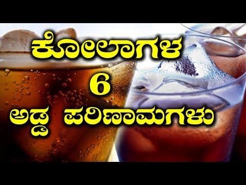 6 Side Effects Of Colas & Sodas  | ಸೋಡಾ ಕುಡಿಯದಿರಲು 6 ಕಾರಣಗಳು