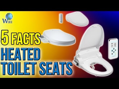 Heated Toilet Seats: 5 Fast Facts