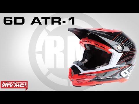 6D ATR1 Helmet Review