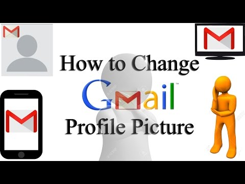 How to Change the Gmail profile Picture? Gmail Profile Photo kaise badle?[Hindi]