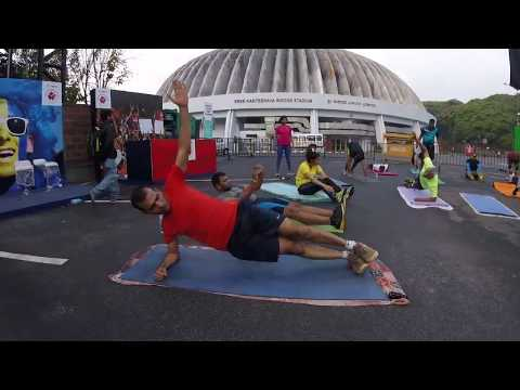 How to stay FIT? My morning with Reebok Running Squad