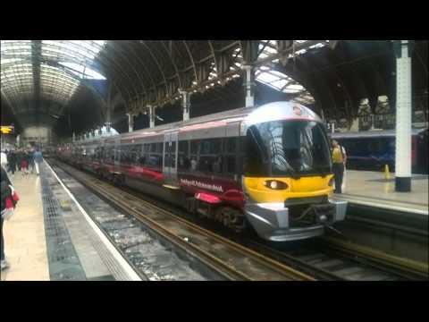 Trenes por Gatwick Airport, London Victoria, Paddington y King's Cross