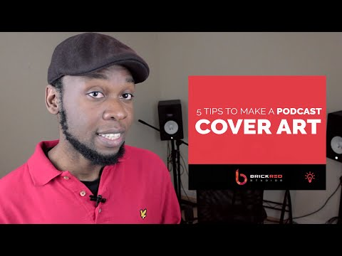 5 Tips to make a podcast cover art