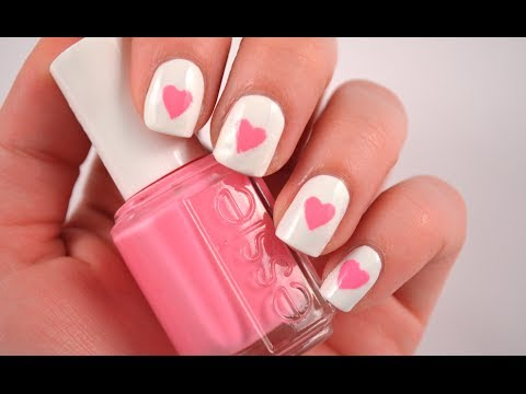 How To: Nail Art Stencils