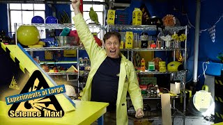 Science Max|FULL EPISODE|Rube Goldberg Machine | SCIENCE