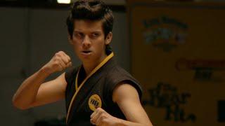 Download Miguel Becomes a Beast - Cobra Kai