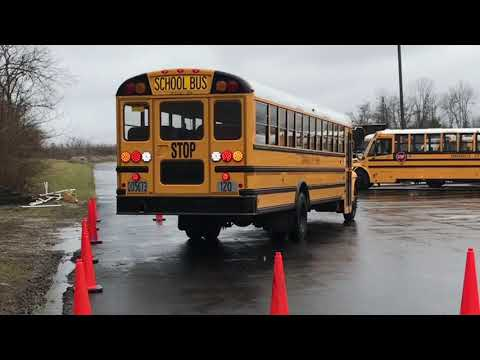 CDL Class B skills: drivers side parallel parking