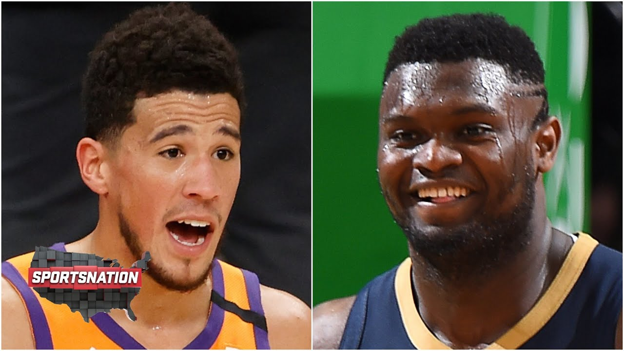 Re-ranking ESPN's list of the Top NBA players under 25 | SportsNation