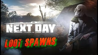 Next Day Survival   Skill Maxed   Big Bank and Few better Loot Places