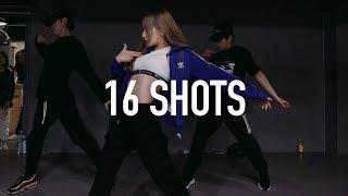 Download 16 Shots - Stefflon Don / Yeji Kim Choreography Video