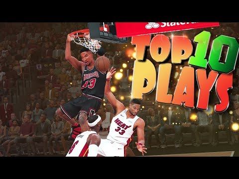 NBA 2K18 TOP 10 PLAYS Of The Week! Ankle Breakers, Posters, Trick Shots & More