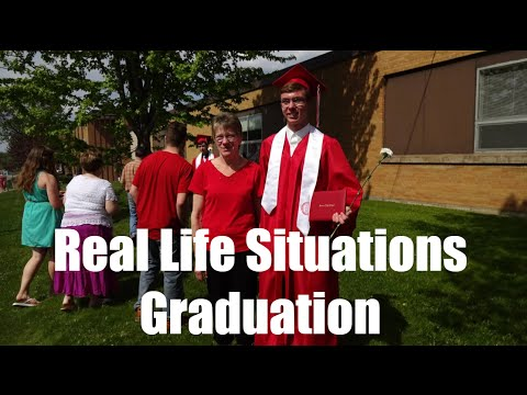 Real Life Situations - Graduation