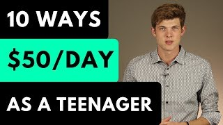 10 Legit Ways To Make Money As a Teenager [In 2018]