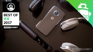 Moto X4 Hands On - The centerpiece of a disco