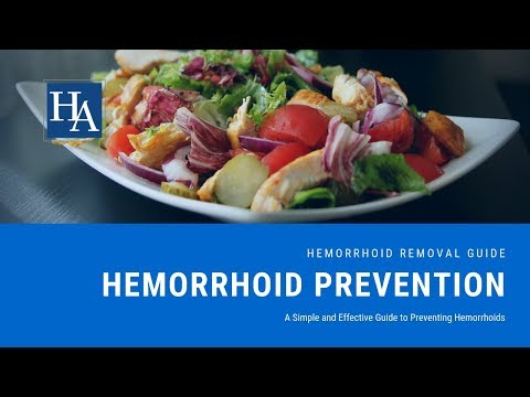 How to Prevent Hemorrhoids | A Simple and Effective Guide to Preventing Hemorrhoids