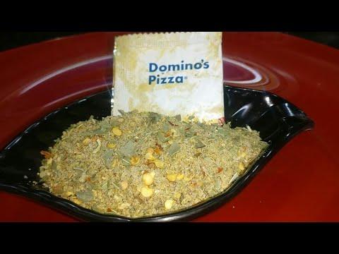 Dominos Pizza Seasoning Recipe - herbs mix for seasoning / Seasoning Recipe by samina's kitchen tips