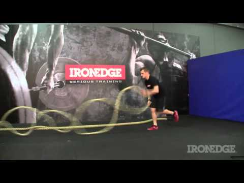 Power Rope exercise montage