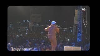 Lava Lava DEDE Live Performance In MWANZA