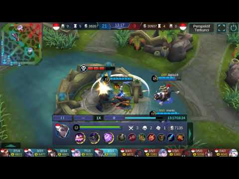 WTF Moment Mobile Legends - Stolen Lord (Lord disampah)
