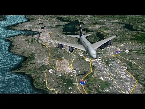 How to Track Real time Flight using The Internet in Hindi