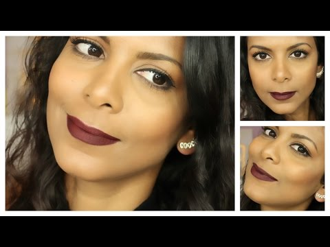 DIY Create your own Fall Vampy Lipstick ~2402shell~