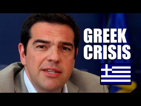 Greek Debt Crisis Visualized - Griechenland-Schuldenkrise