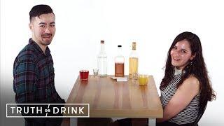 Exes (Gavin & Amy)   Truth or Drink   Cut