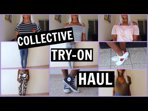 HUGE COLLECTIVE TRY ON HAUL! Mr.Price, Dodo's & The Fix!