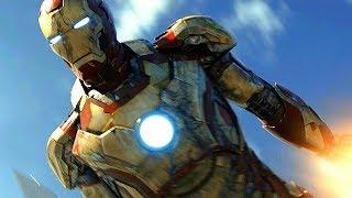 Download Iron Man Plane Rescue Scene - Iron Man 3 (2013) Movie CLIP HD Video