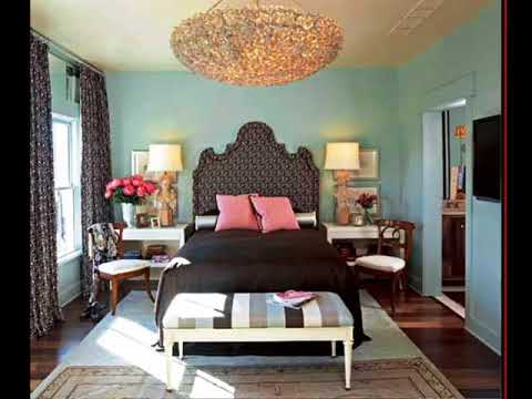 Mint Green and Gray Bedroom ideas