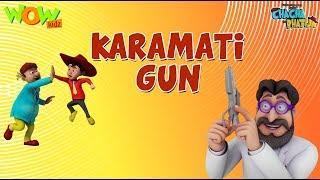 Karamati Gun - Chacha Bhatija- 3D Animation Cartoon for Kids - As seen on Hungama TV