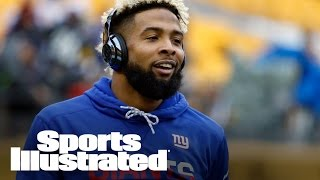 Odell Beckham Jr. Goes Undercover as a Lyft Driver   Extra Mustard   Sports Illustrated