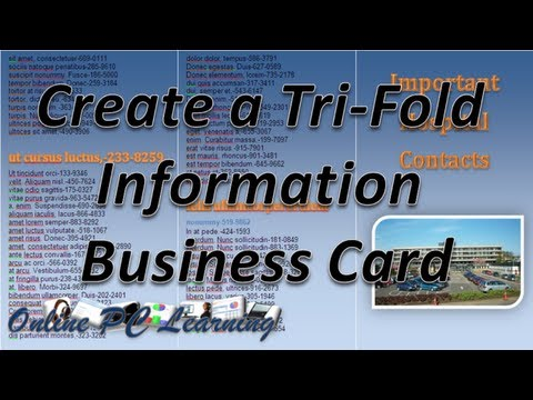 Wallet size business card template wallet business business card make a tri fold information card cheaphphosting Gallery