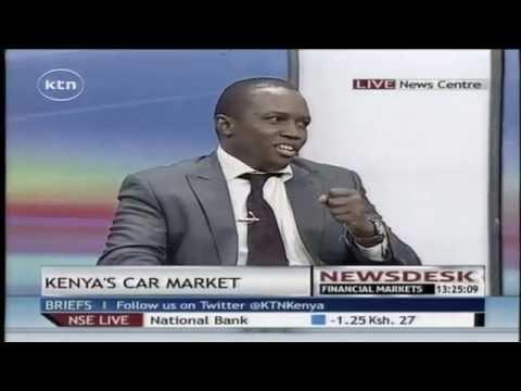 Kenya's Car market: Studio Discussion