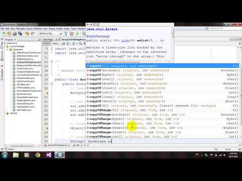 How to Convert ArrayList to String Array in Java Netbeans