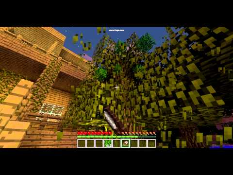 how to collect vines in minecraft
