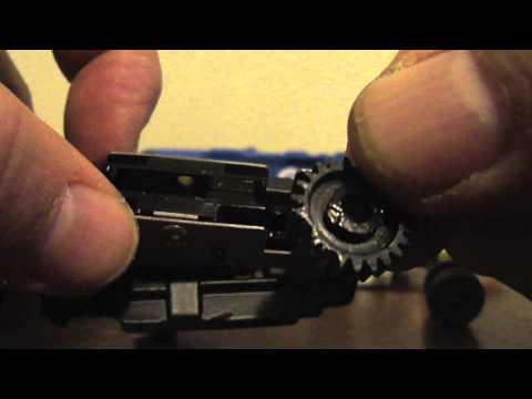 How to Make a Dummy HO Train Engine for Model Railroads
