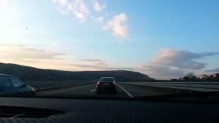 VW Bora 1.9 TDI 131 PS vs Tuareg 220 km/h