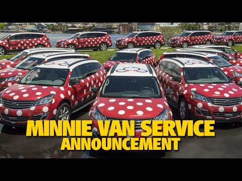 Minnie-Van Transportation Coming to Walt Disney World   D23 Expo 2017