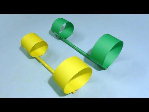 Make The Best Paper Circle Airplane   DIY Circle Glider