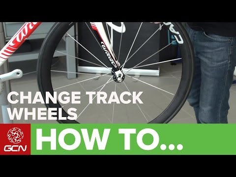 How To Change A Track Wheel