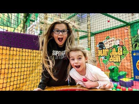 Play Centre Jungle Den Indoor activities for kids Fun places for kids Kids playground Fun indoor act