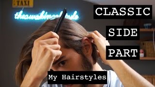 Classic Side Part | Men