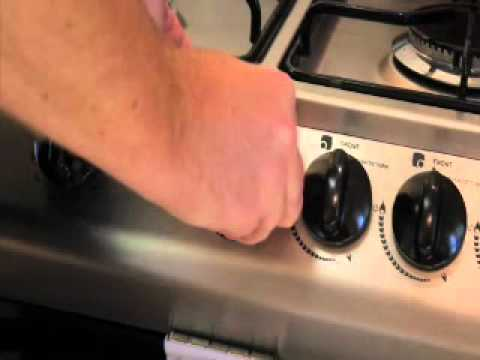 Baby Proof with the Safety 1st Stove Knob Covers