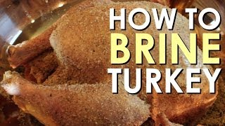 How To Brine Prepare A Turkey Art Of Manliness