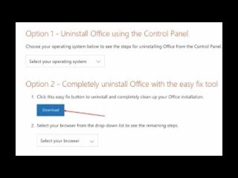 How to Fully Uninstall Microsoft Office 365